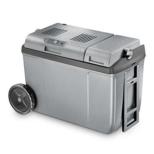 Dometic CoolFun SC 38, thermo-elektrische koelbox/verwarmingsbox met wielen en telescopische greep, 37 liter, 12 V en 230 V voor auto, vrachtwagen, stopcontact