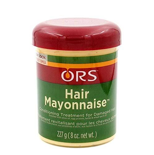 crème réparatrice hair mayonnaise 228 g - organics
