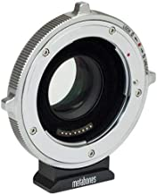 Metabones T CINE Speed Booster Ultra 0.71x Adapter for Canon EF Lens to BMPCC4K Camera