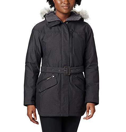 Columbia Carson Pass II Chaqueta de Invierno, Mujer, Black, M