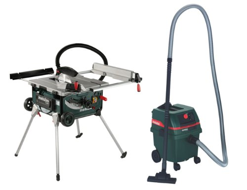 Metabo 6.90695.00 Set TS 254 + ASR 25 SLC
