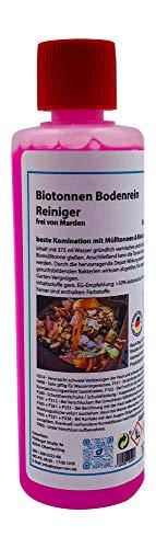KaiserRein Biotonnen-reiniger - Mülltonnen Bodenrein Reiniger frei von Maden (2) Profi Mülltonnen Bodenreiniger zur Reinigung und Geruchsneutraliesierer von Mülltonnen Böden