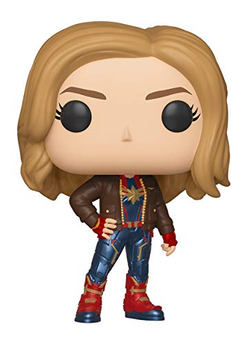 Funko Figura Pop Capitana Marvel (Exclusive) - Marvel