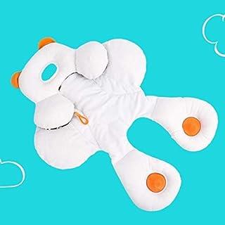 Qiuge Sxy bebé Lindo Trona Cochecito del Amortiguador de Asiento de Coche Transpirable Suave Estera del Coche, Tamaño: Pequeño Coche de la Estera