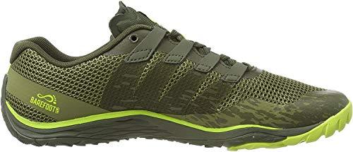 Merrell Men's's Trail Glove 5 Fitness Shoes, Green (Olive Drab Olive Drab), 9.5 UK (44 EU)
