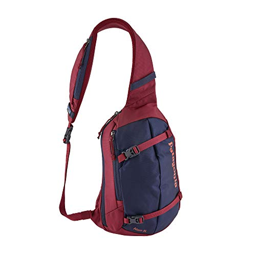 Patagonia Unisex's Atom Sling 8L Backpack, Arrow Red, Regular