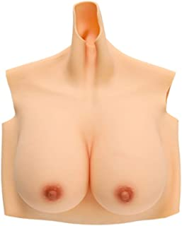 Cyomi Silicone Breast Forms Prosthesis Mastectomy Crossdresser BCDEG Cup Realistic Silica Filler 5th Generation