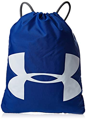 Under Armour Adult Ozsee Sackpack , Royal (400)/White , One Size Fits All