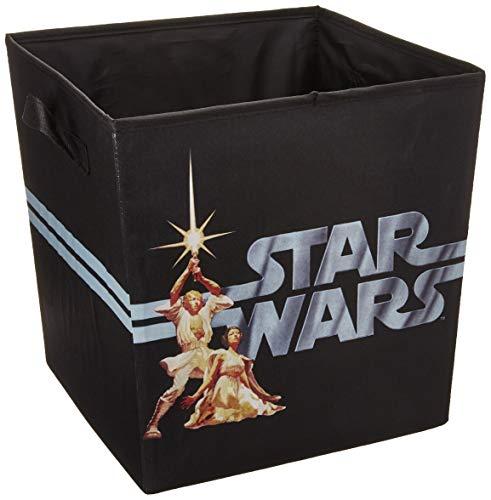 Jay Franco Star Wars Classic Storage Bin, Black