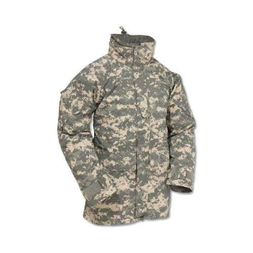 US Army Genuine Military Issue GEN 2 II ECWCS Camouflage Goretex Waterproof Parka Jacket Coat (AC, LS)