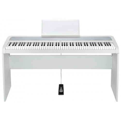 Pack Korg B1 blanc - Piano numérique 88 notes + Stand