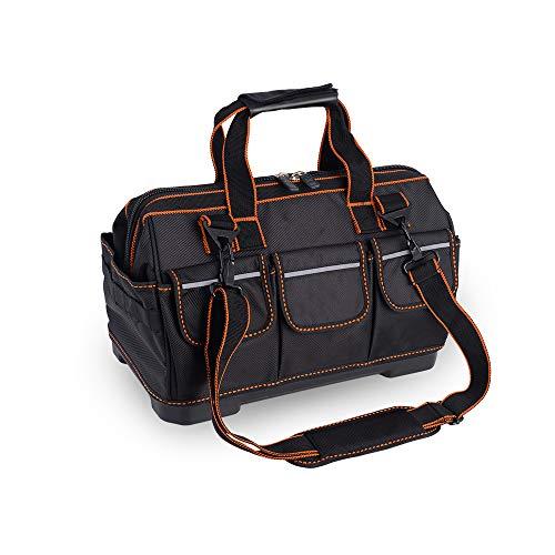Werkzeugtasche, Werkzeugbeutel, wasserdichte Werkzeugtasche, Haushaltswerkzeugtasche, verstellbarer Schultergurt