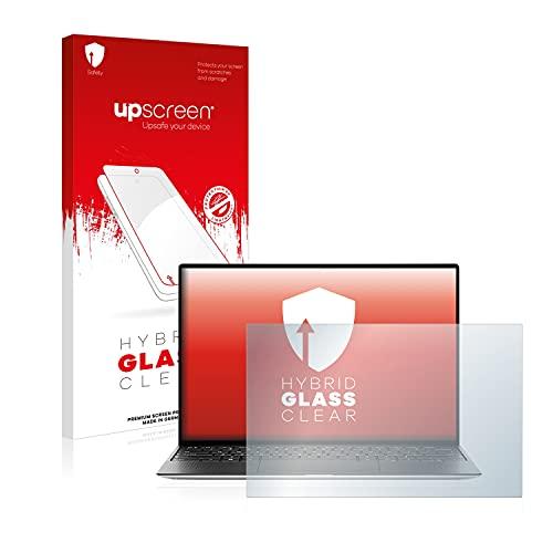 upscreen Protector Pantalla Híbrido Compatible con DELL XPS 13 9310 Non-Touch Hybrid Glass – 9H Dureza