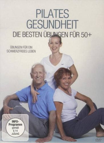 Pilates Gesundheit - Die besten Übungen für 50+ - Partnerlink
