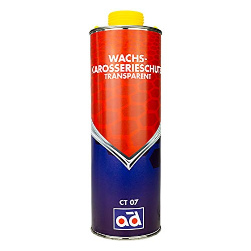 AD Chemie Wachs-Karosserie-Schutz Ct07 500Ml Transparent Unterboden Rostschutz Wachs Schutzwachs Auto Unterbodenwachs Korrosionsschutz Spray 409190450