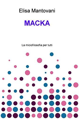 MACKA (Italian Edition)