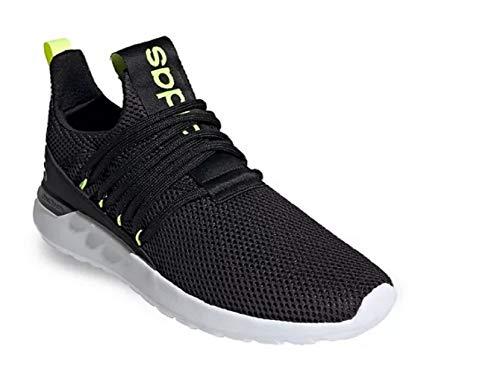 adidas mens Lite Racer Adapt 30 Running Shoe Core Black/Core Black/Grey 11 US