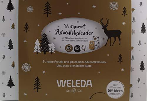 Weleda - Do it yourself Adventskalender - Kosmetik - Beauty - Limitiert