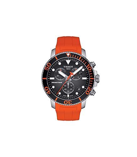 Tissot TISSOT Seastar 1000 T120.417.17.051.01 Cronógrafo para Hombres
