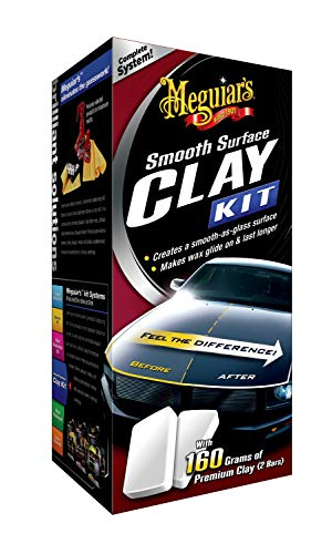 Meguiar's G1016EU Smooth Surface Clay Kit