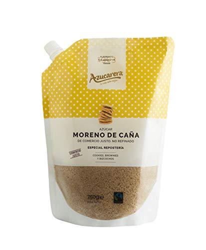AZUCARERA azúcar moreno de caña bolsa 750 gr