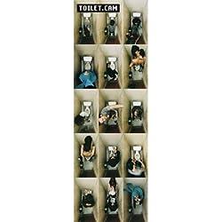 TOILET.CAM (Bathroom Scenes) Poster on Amazon