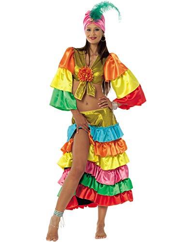 chiber - Disfraz Bailarina Brasilea Rio de Janeiro