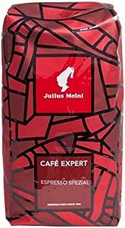 Julius Meinl Premium Arabica Coffee Bеans - Cafe Expert Espresso Spezial Dark Roast (2.2 lbs / 1 kg Bag). Imported from Austria.