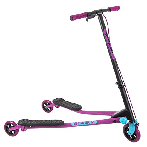 Product Image of the Yvolution Y Fliker Air A3 Kids Drifting Scooter | Swing Scooter for Boys and...