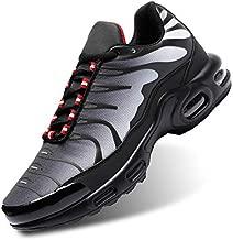 Socviis Men's Fashion Sneaker Air Running Shoes for Men Athletics Sport Trainer Tennis Basketball Shoes Grey 13