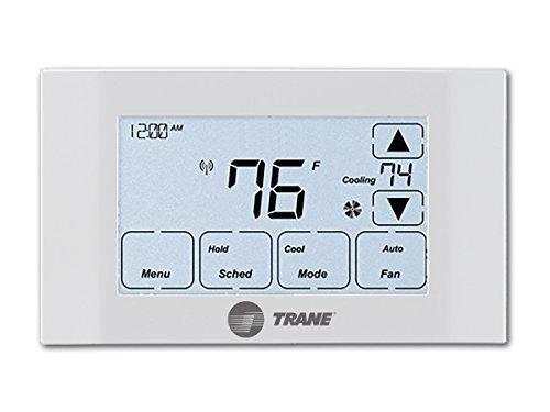 TRANE 14942771 Thermostat, Z-Wave, Works with Alexa