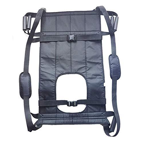Patientenlift Treppen Gleitbrett Übertragung Notevakuierung Stuhl Rollstuhl Sicherheitsgurt Medical Lifting Sling Sliding Übertragen