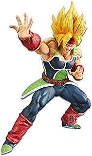 Banpresto 39763 Dragon Ball Z Bardock Figure, Multiple Colors