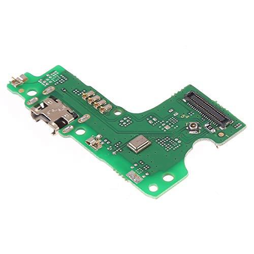 Compatibile Per HUAWEI HONOR 8A \ Play 8A JAT-AL00 TL00 L29 FLAT FLEX sub Board DOCK micro USB JACK PORTA INGRESSO Usb PER CONNETTORE CAVO CARICA RICARICA+MICROFONO SYNC DATI
