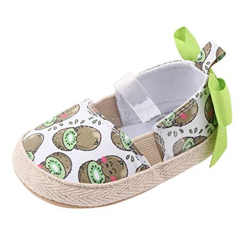 YWLINK Zapatos De Paso Inferior Blando Bebé,NiñOs Alpargata Suave Antideslizante Ligero Slip-On,Zapatos De Bebé NiñOs NiñAs Primeros Pasos Zapatillas Deportivas ReciéN Nacido Plano Antideslizante