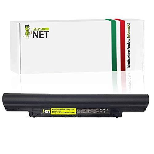 New Net Batteria Compatibile con Notebook dell Latitude 13 Education 3340 3350 P47G P47G001 E3340 E3350 L3340 L3350 V131-2 Series [4400mAh]