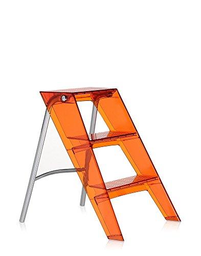 Kartell Upper, Leiter, Orange Rot
