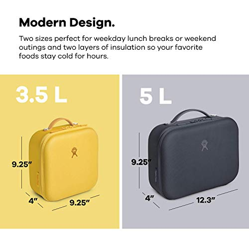 Product Image 4: Hydro Flask Lightweight Insulated Lunch Box – 3.5 L, Mushroom
