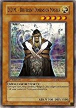 YU-GI-OH! - D.D.M. - Different Dimension Master (SDDE-EN015) - Structure Deck The Dark Emperor - 1st Edition - Common by