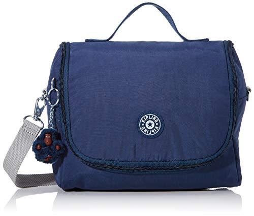 Kipling NEW KICHIROU Zaino, 23 cm, 6 liters, Blu (Blue Thunder)