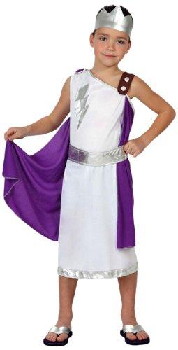 Atosa - 15871 - Costume - Déguisement De Romain Garçon - Taille 4
