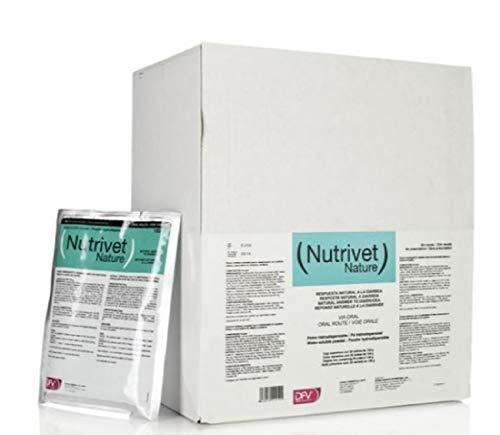 DFV Nutrivet Nature, Antidiarreico Preventivo y Curativo Completo en Polvo Soluble para...