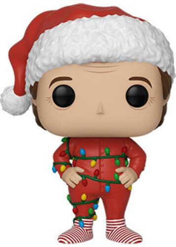 Funko - Pop! Disney: Santa Clause - Santa w/Lights Figura De Vinil , Multicolor (42601)
