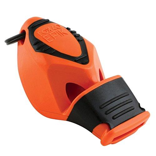 EPIK - Silbato naranja fox40 fox 40 árbitro árbitro de fútbol