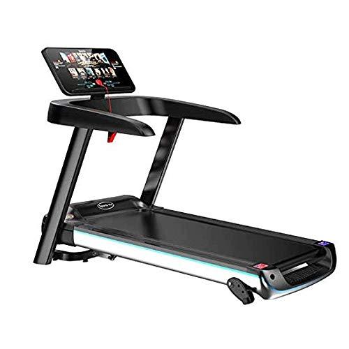 Treadmills for Home Treadmill,WiFi Bluetooth Folding Treadmill,Real Scene Simulation of Outdoor Running, Three-Grade Slope Adjustment,Pressure Balance Lateral Shock Absorptionfitness Machine