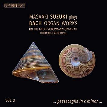 Bach: Organ Works, Vol. 3