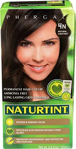 Naturtint Natural Tint 4N Natural Chestnut-1x 165ml 1er Pack(1 x)