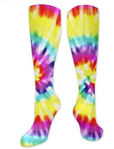 NA - Radsport-Socken für Jungen in rot, Größe 19.7
