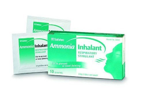 Ammonia Inhalant Towelette