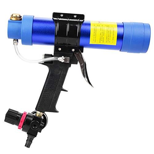 Highly efficient Pneumatic caulking Gun, Cartridge applicator, Versatile...